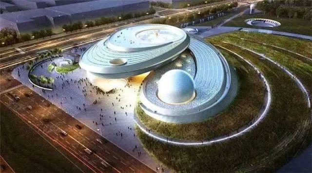 全球最大38000平天文馆落户上海_3