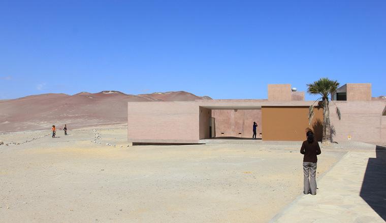 秘鲁帕拉卡斯文化遗址博物馆-4