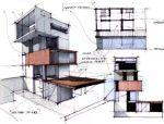 建筑手绘真棒!