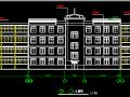 大学教学楼建筑全套完整施工图