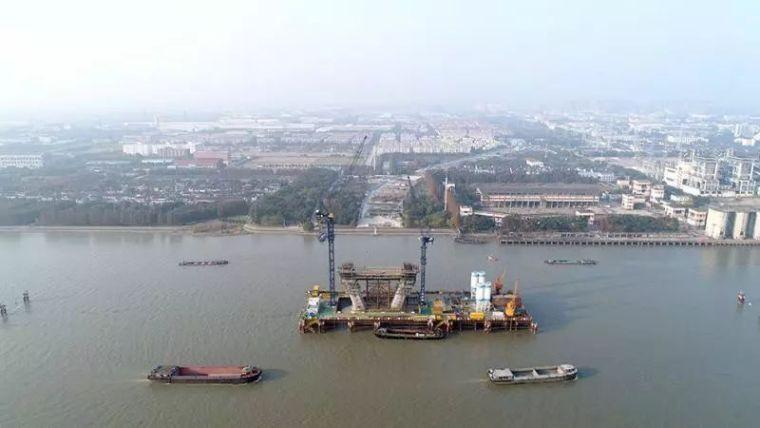 """揭秘上海""""扎根最深""""大桥:锤击35万次,刷新上海内河航道桥梁桩_3"""