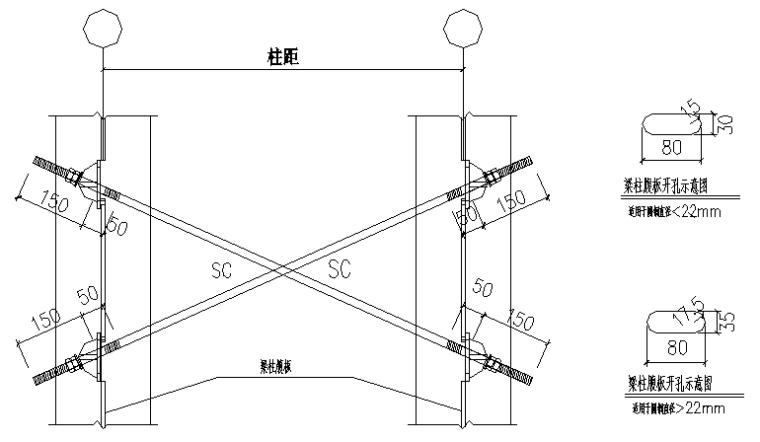 阿联酋170x35刚架结构施工图_2