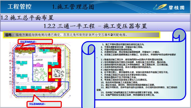 名茂南大道项目工程策划(中天部分)