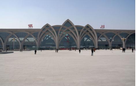 BIM的可视化技术在银川火车站改造项目中的应用