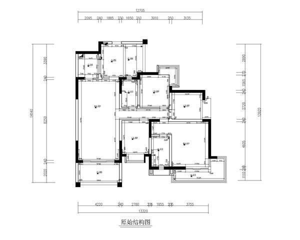 设计师详解120㎡三房两厅简欧风格装修设计