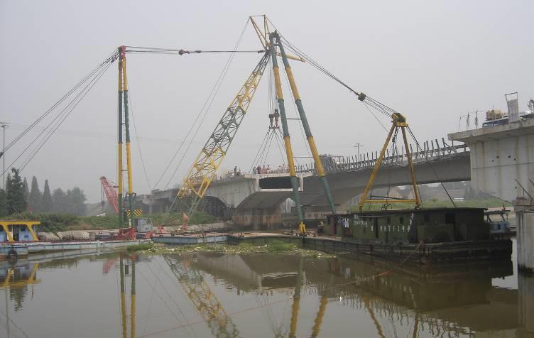 桥梁评估及加固技术研究