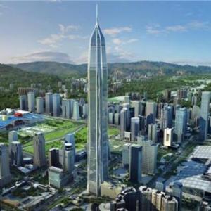 深圳平安金融中心大厦机电施工BIM应用