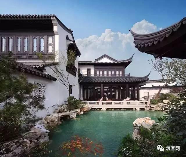 为何中式合院别墅越来越流行?_10