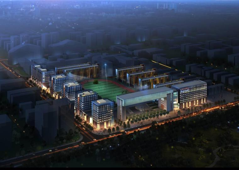 [陕西]西安体育场改造建筑设计方案文本