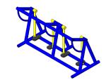 bim软件应用-族文件-两联漫步机