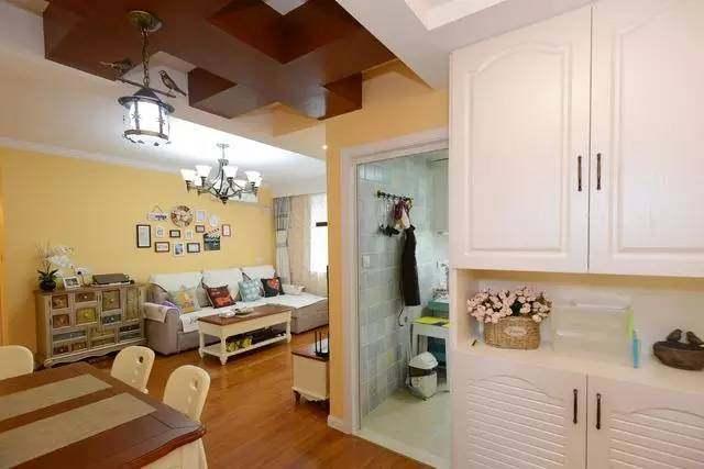 12万打造两居室现代风格温馨家居