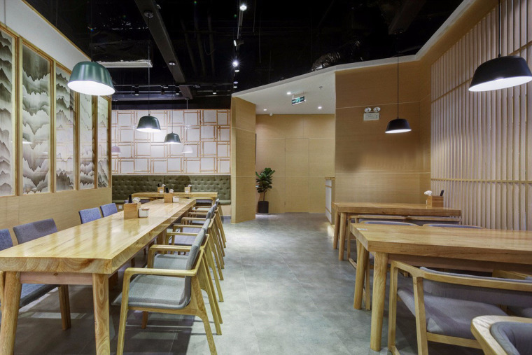 日式鸡汤拉面餐厅-14
