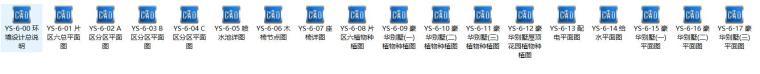 [广东]某市碧水天源高级住宅区全套景观施工图推荐下载(110个cad)_9