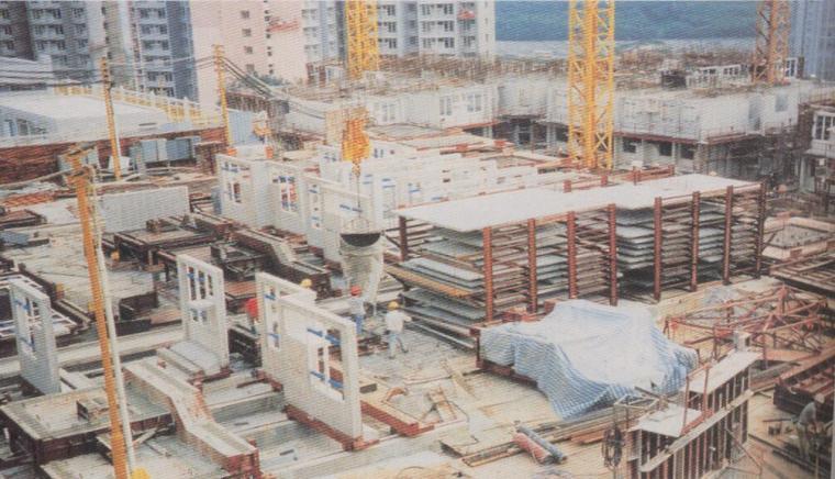 装配式钢筋混凝土结构高层建筑施工培训PPT