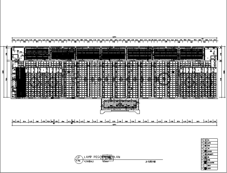[新疆]海洋主题高端餐饮空间设计施工图(附效果图)