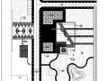 [河北]某党校全套景观设计施工图设计