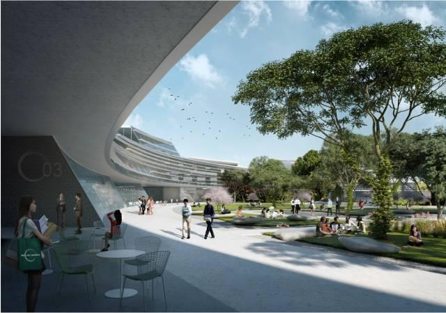德国建筑大师操刀,西湖大学规划概念性方案设计惊艳亮相!_6
