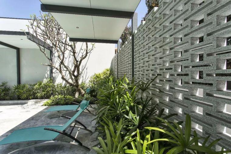 用心设计过的围墙,能让你家小院瞬间与众不同!_31