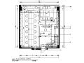 [新疆]现代风格办公室设计CAD施工图(含效果图)