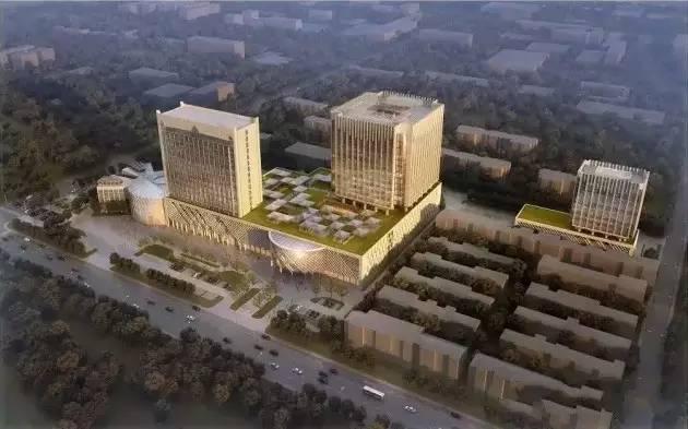 """医院建筑造型设计如何做到""""因地制宜""""?_1"""