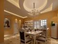 简欧式两层别墅设计方案(效果图及CAD施工图)