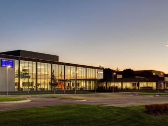 美国DürrSystems总部大楼