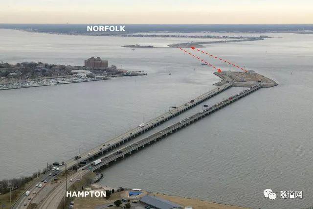热点追踪|弗吉尼亚第三条!美国新汉普顿路隧道建设方案提交_11