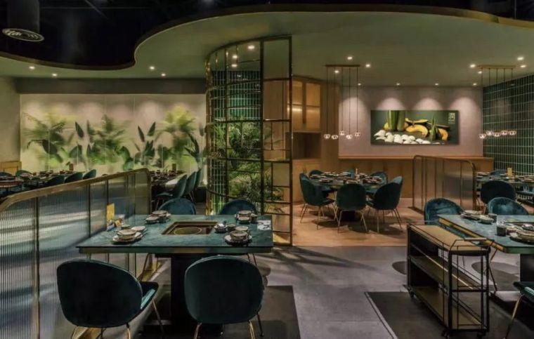 餐饮空间的灯光设计原则