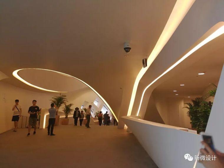 扎哈在中国的遗作终于完成,耗资28亿,施工难度堪比鸟巢_24