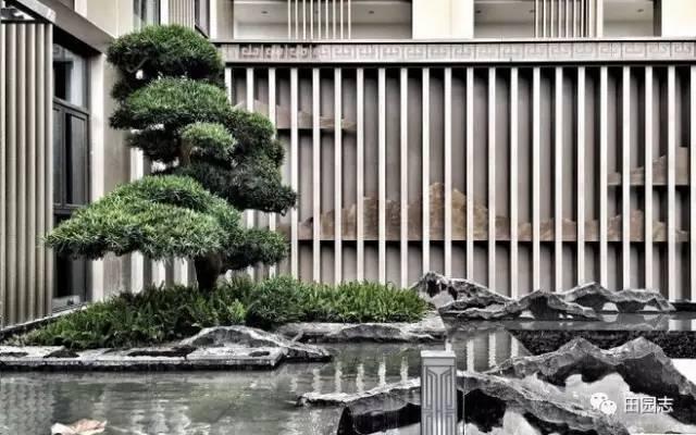 中式景观的细节之美