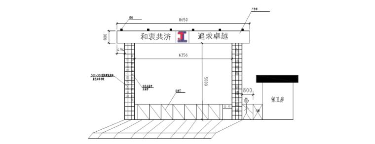 [重庆]龙湖·春森彼岸四期工程安全文明施工方案