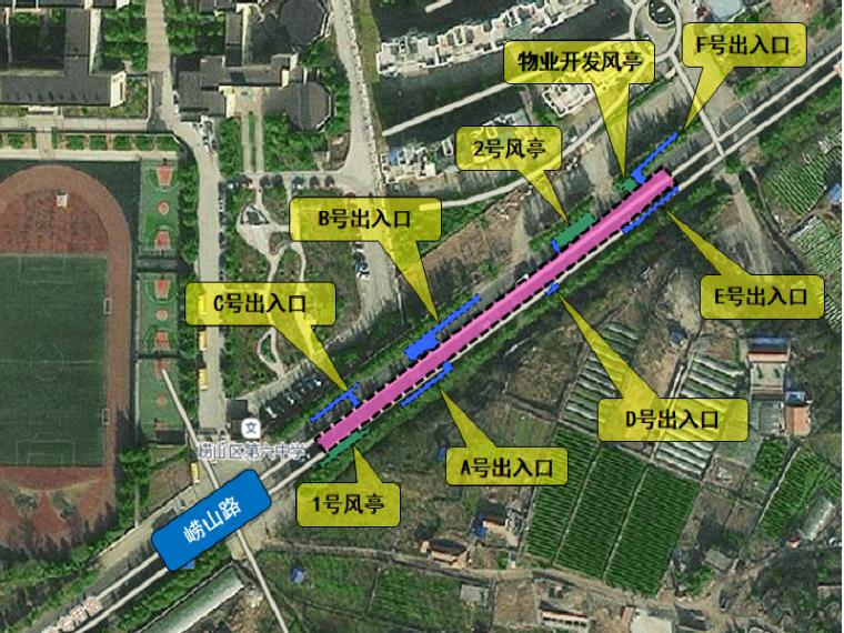 青岛地铁崂山六中站初步设计汇报PPT