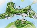 [佛山]中山公园文化活动区景观规划设计(附CAD底图)