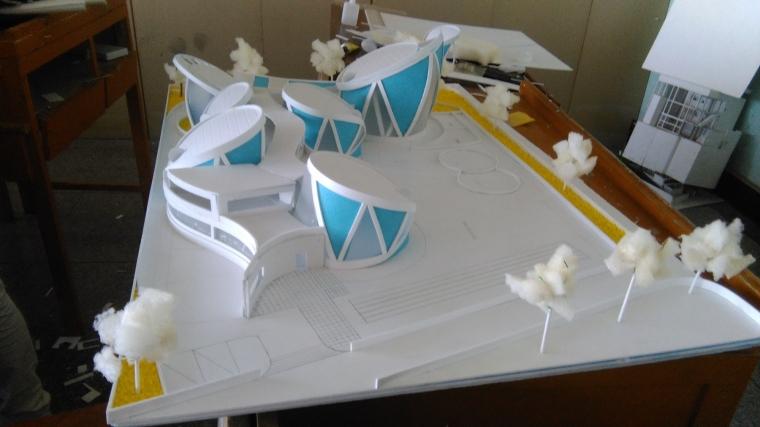 素贝流海-南方六班幼儿园设计_22