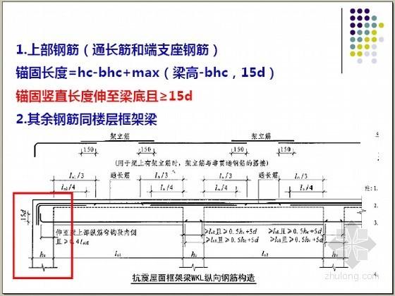 [实用]钢筋构件工程量计算详图讲义(手算技巧)