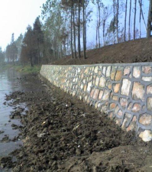 致施工图设计师:五种常见挡土墙类型_2