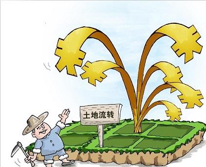 英媒称土地流转关乎中国农村未来 这个村火了