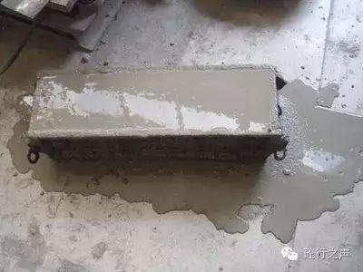 泵送混凝土泌水和浮浆又出问题?是该好好处理了!