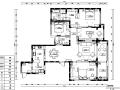 灰调成诗 龙湖香醍漫步简约美式住宅设计施工图(附效果图)