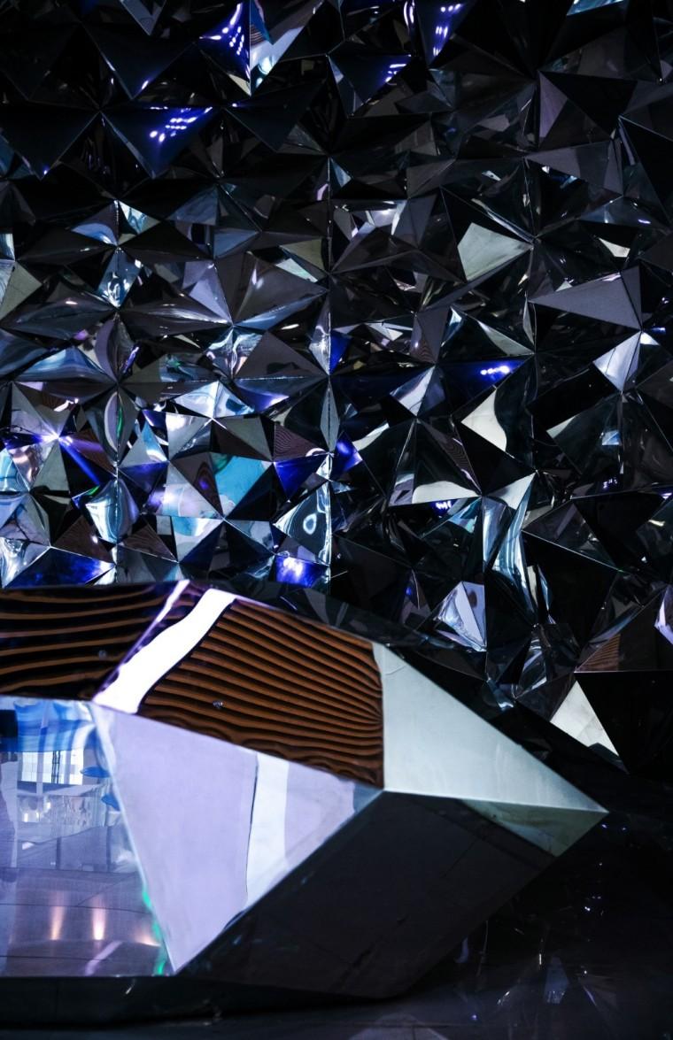 光是最奇妙的设计!中国首个光艺术馆,15秒视频惊艳抖音