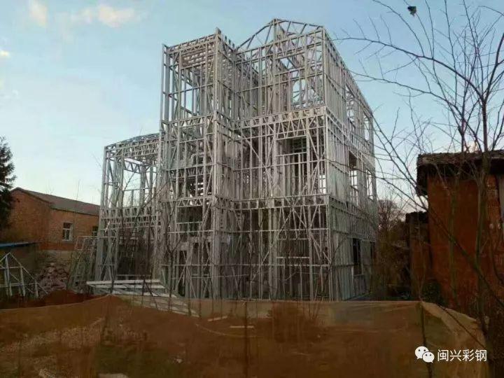 关于轻钢结构房屋,你需要了解的58个问题!_3