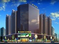 主题化城市综合体装修设计效果图案例分享