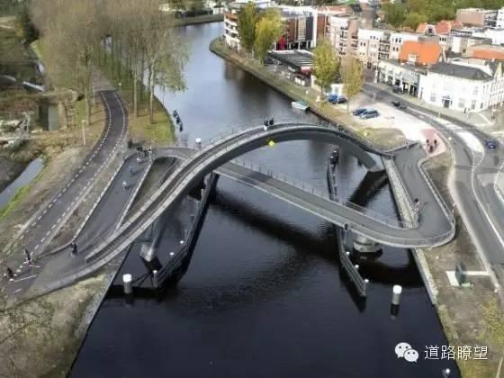 谁说桥梁设计都是胖结构、瘦景观?