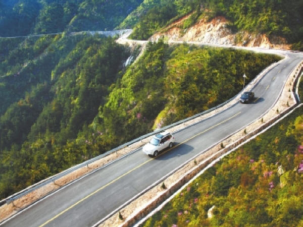 交通部确定126个红色旅游公路项目,将建2442公里公路