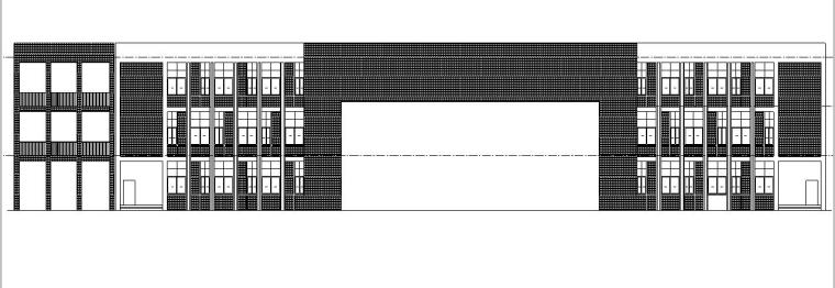 [宁夏]5套砖墙结构小学、幼儿园及宿舍建筑施工图(含全专业)