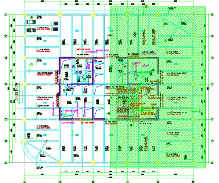 广场项目办公楼铝合金模板施工方案(含计算书)