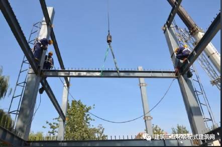 北京市首座钢结构装配式建筑施工管理实践_23
