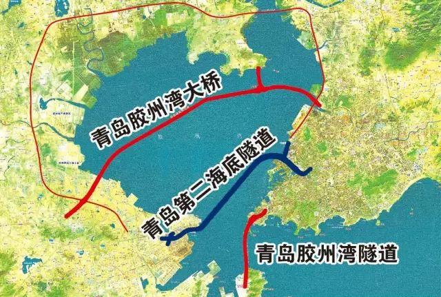 咱青岛第二条海底隧道、浮山隧道最新进展来了!_2