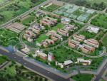 杭州某工业学院建筑方案设计-完全版