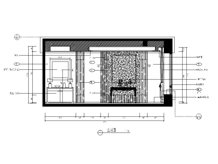【福建】建欧现代风格别墅设计CAD施工图(含效果图)_4